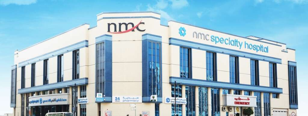 NMC, BR Shetty, KKR, NMC Health, hospital in UAE