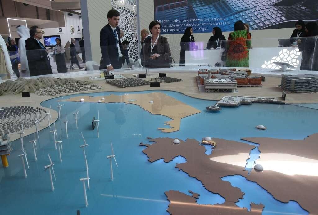 Masdar inks deal in support of Vision 2030