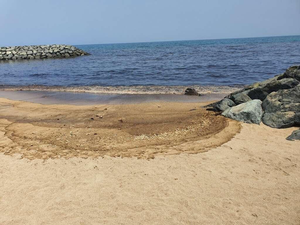 Khor Fakkan, oil spill, Al Lulayyah, Al Zubarah