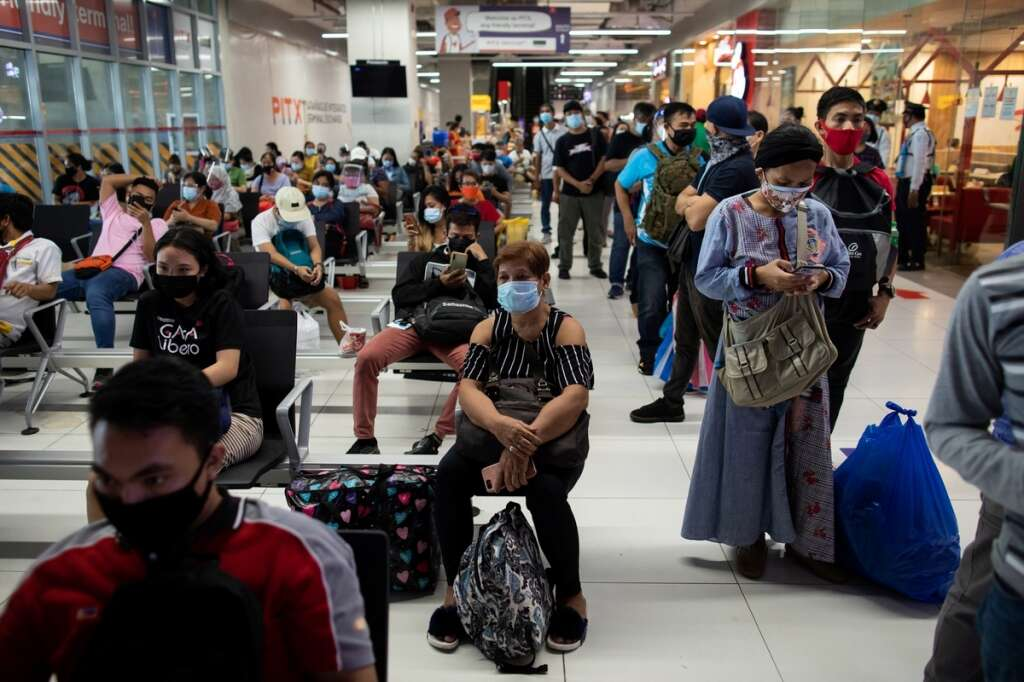 Philippines, lockdown, Manila, fears, economy, coronavirus, Covid-19