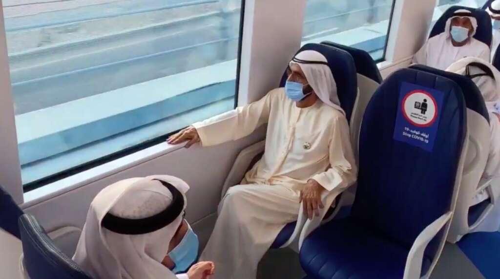 Dubai metro, Sheikh Mohammed, Route 2020, Dubai Expo 2020