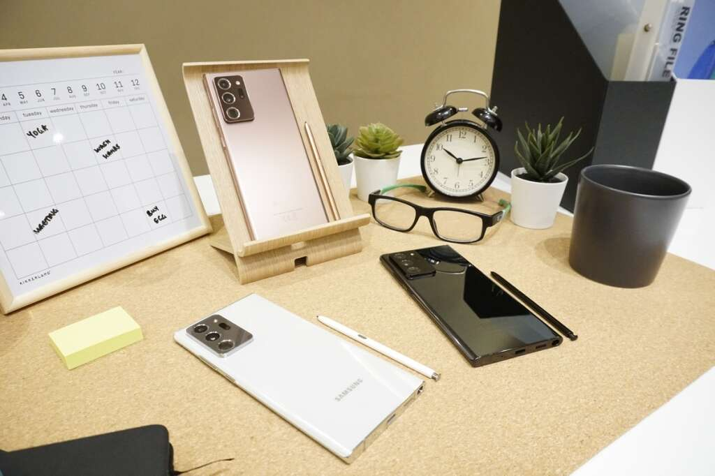 Samsung's Galaxy Note20 aims to aid productivity further in these unprecedented times