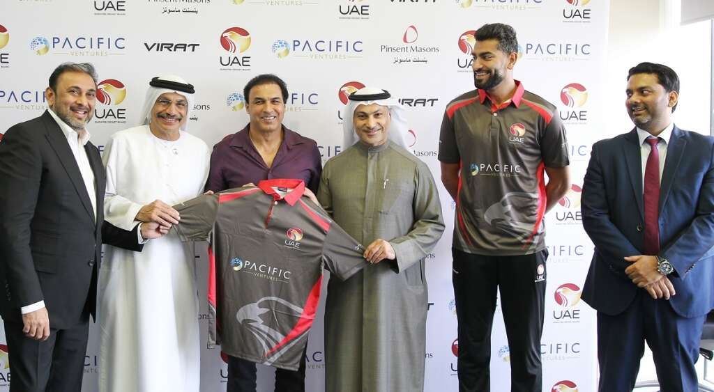 Players should feel proud representing the UAE: Robin