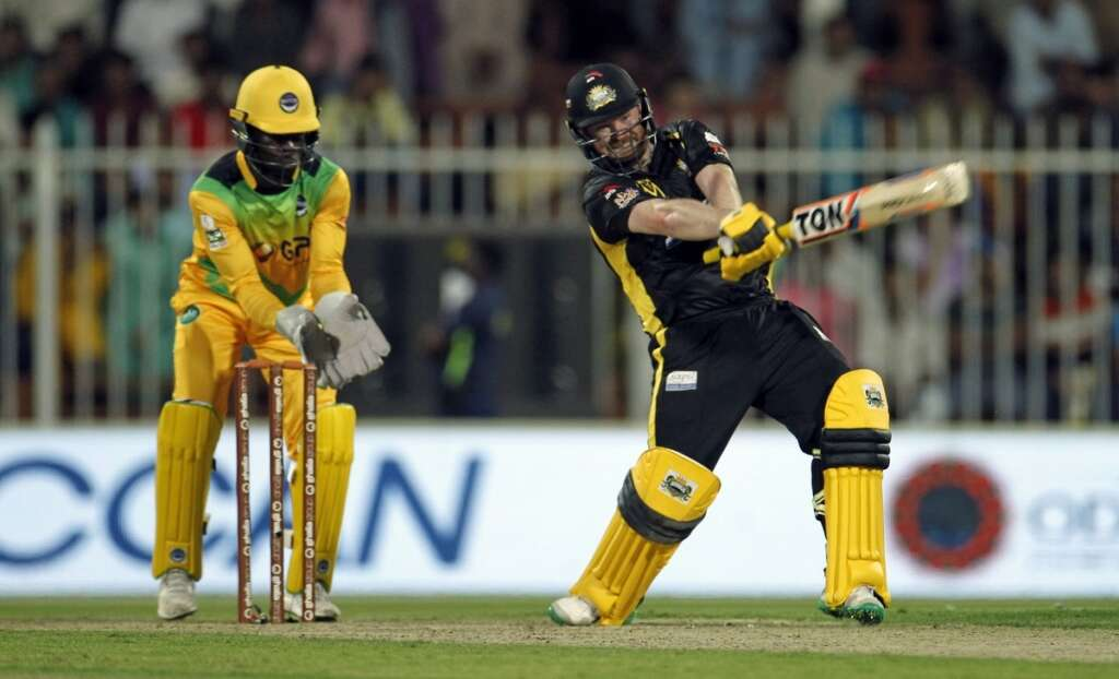 Kerala Knights beat Pakhtoons by eight wickets