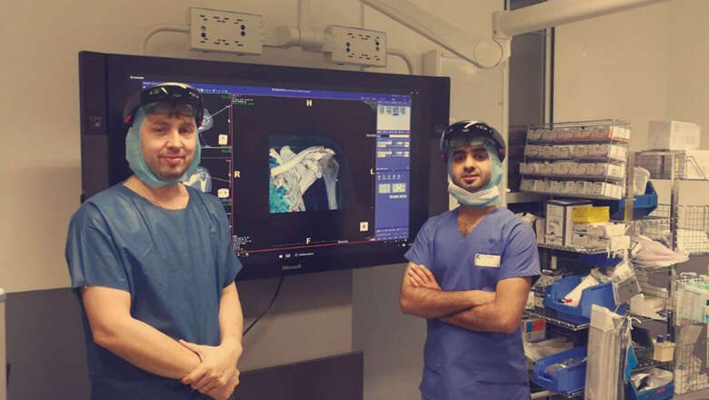 UAE policeman participates in worlds first transplant surgery using AI