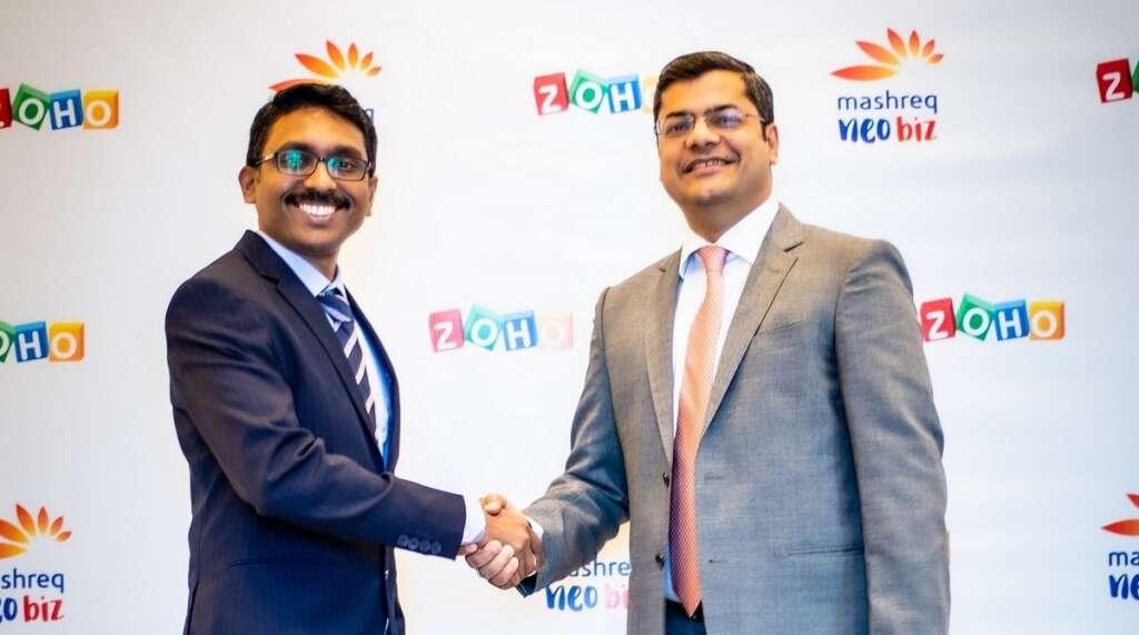 Zoho partners with Mashreq