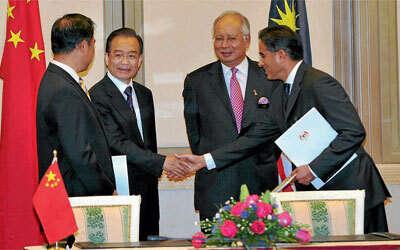 Alabbar's Malaysia unit, Chinalco sign $1 6b deal - News