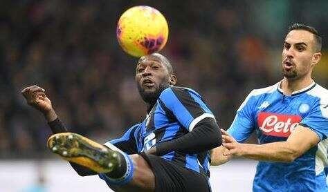 Covid-19: Inter striker Lukaku hits out at Italian football authorities
