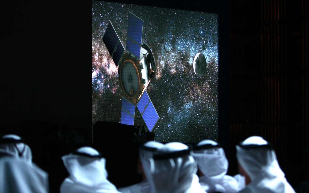 First indigenous UAE satellite KhalifaSat closer to launch
