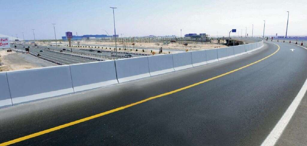 Dh250m bridges connecting Dubai Parks with city ready