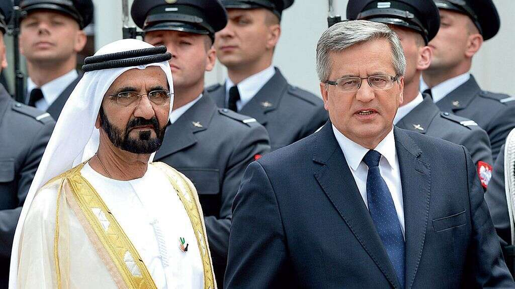 Poland, UAE share strong ties in strategic areas