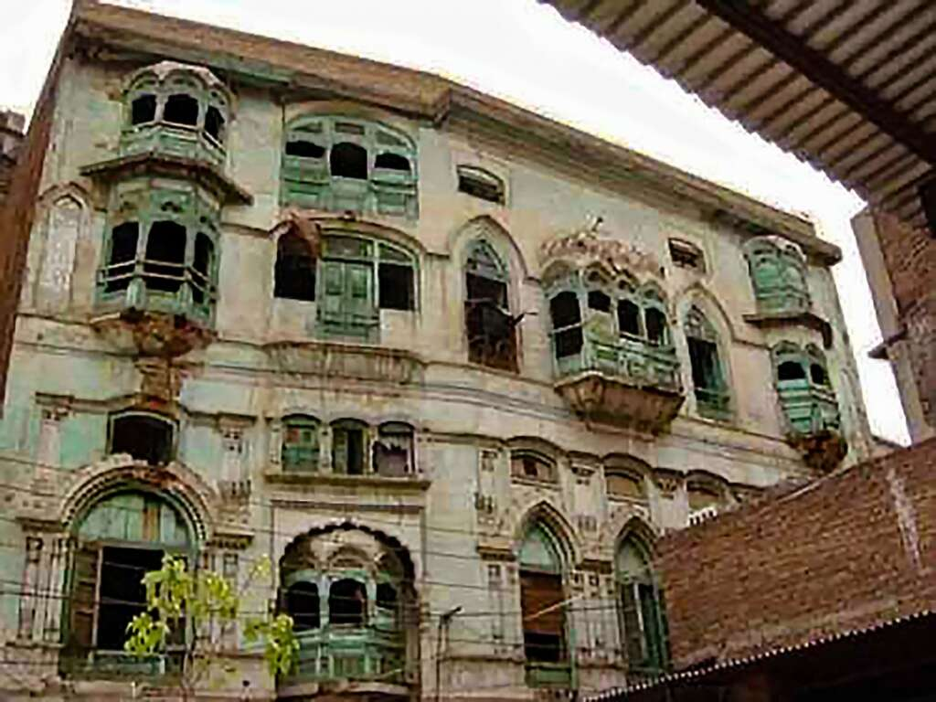 Pakistan, Bollywood actors, ancestral houses