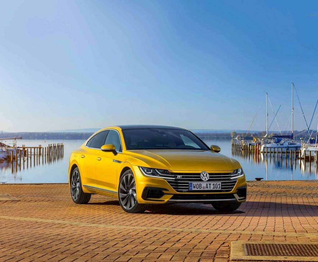 Review: Volkswagen Arteon