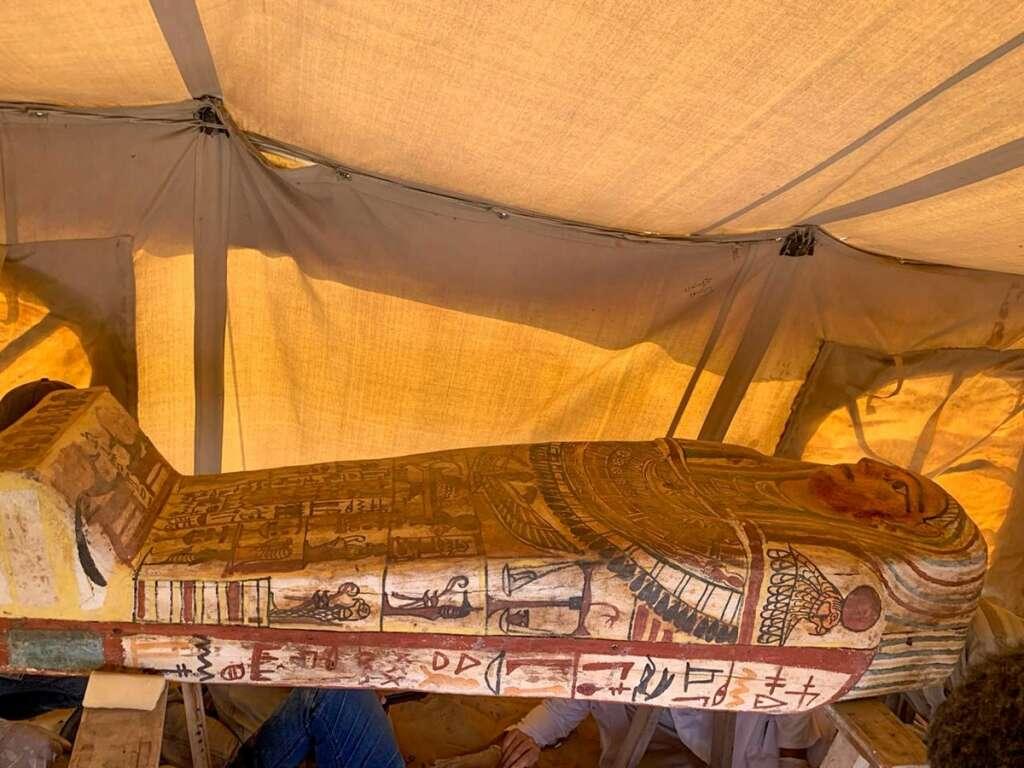 Egypt, ancient tombs, Saqqara
