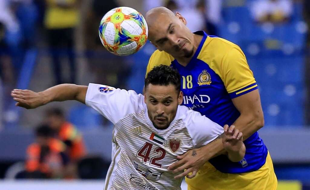 Draw against Al Nassr a good result, feels Rim