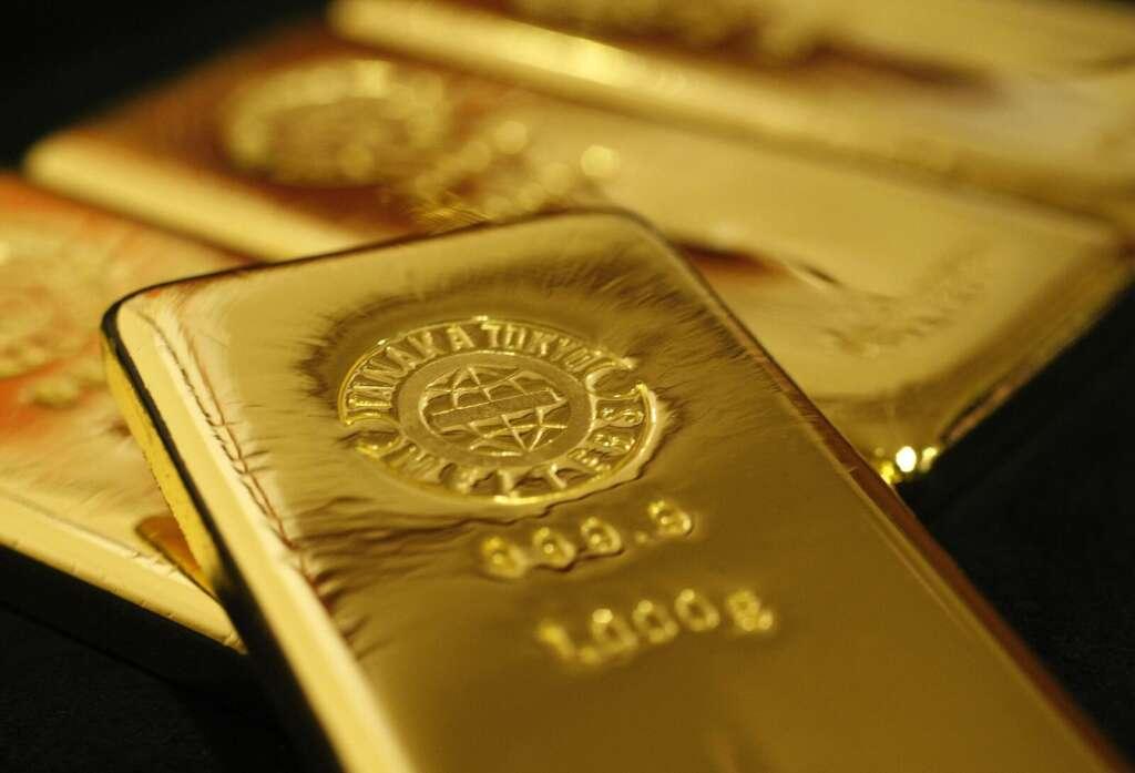 Gold rises to 4-week high before Fed meet