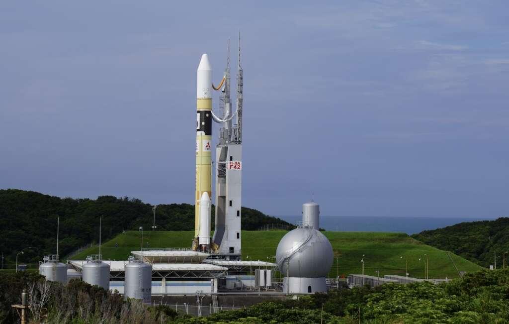 UAE Mars Hope probe, rocket, Tanegashima Space Centre, H-IIA F42