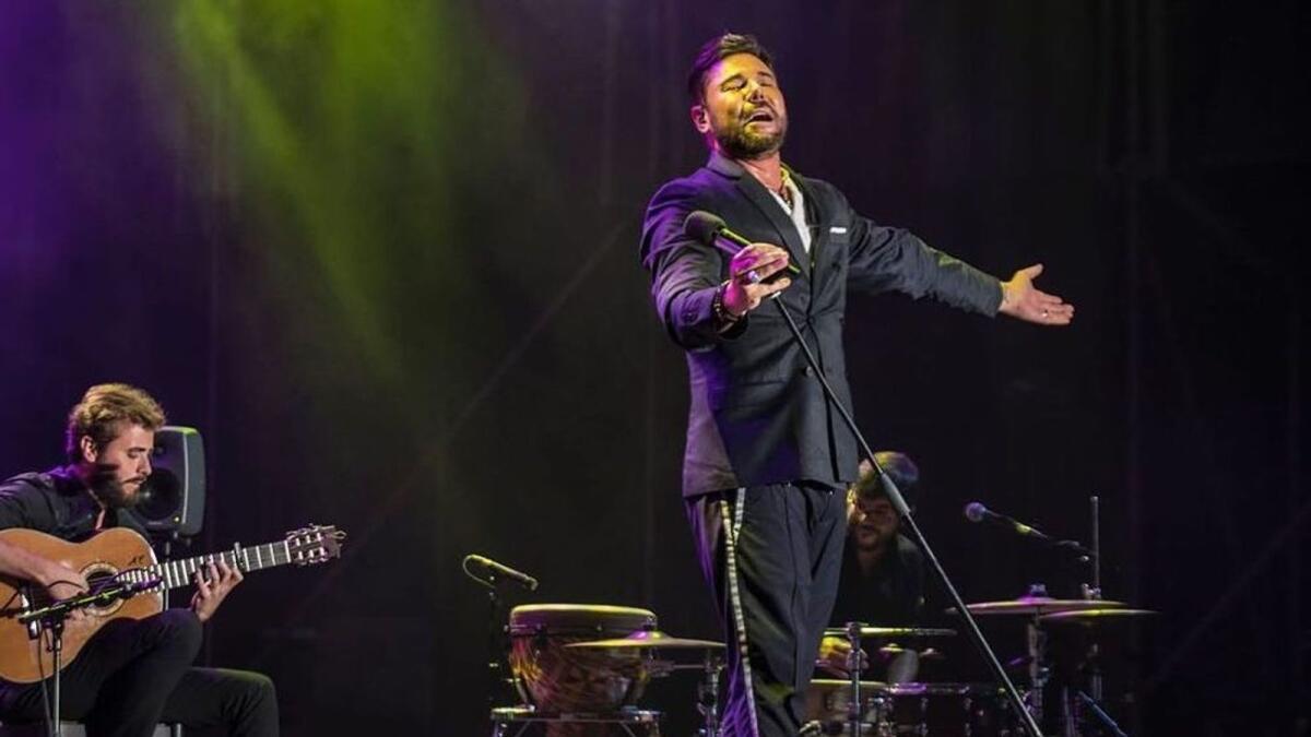 Expo 2020 Dubai: Flamenco singer Miguel Poveda to perform at Spain pavilion