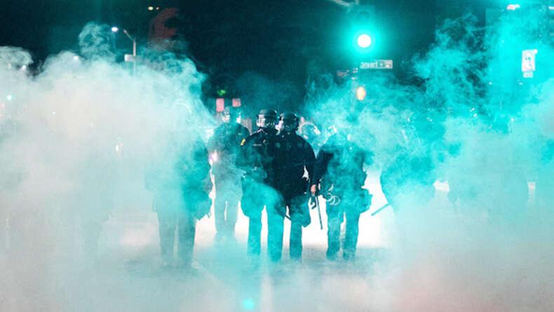 RAK Police nab drug dealers after tear gas battle