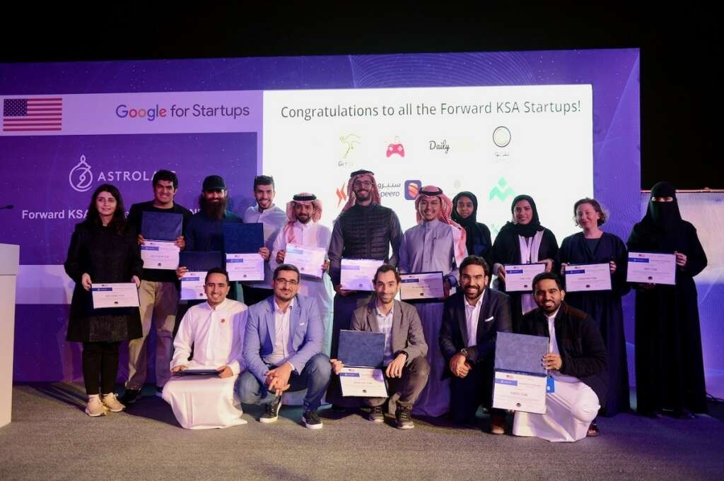 Saudi-founded startups graduate from accelerator programme