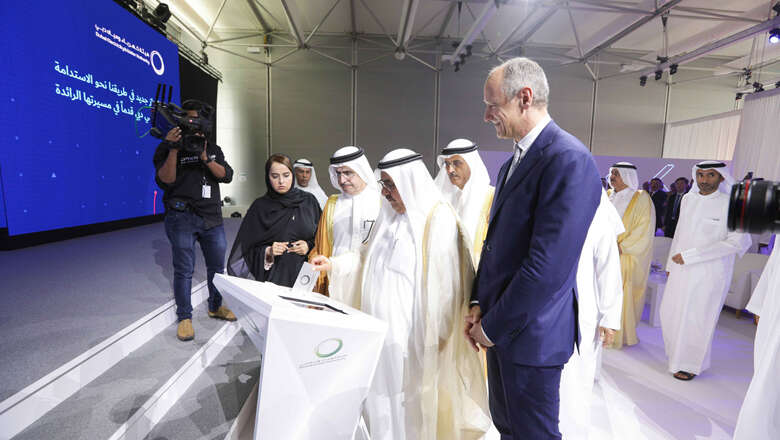 Sheikh Hamdan inaugurates M-Station extension in Jebel Ali