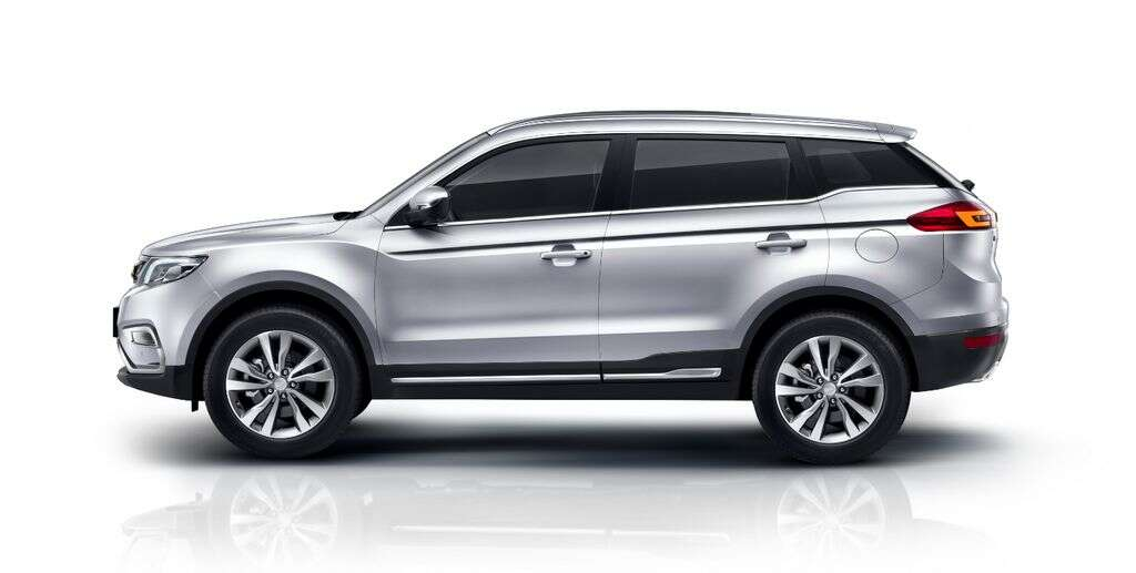 Motoring Review The Geely Emgrand X7 Sport Has Some Sweet Surprises