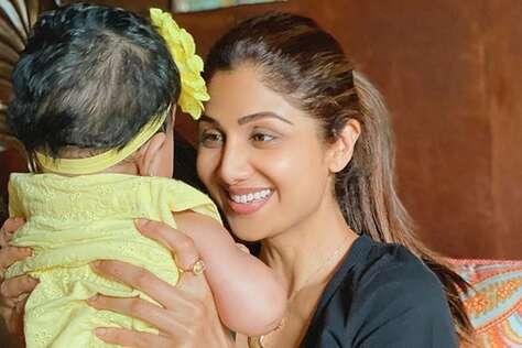 Shilpa Shetty Kundra - Samisha