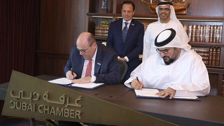 Dubai, Sao Paulo seek to boost ties in key sectors