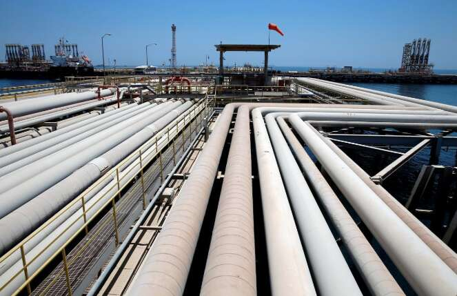 Two Saudi oil pump stations attacked by drones - News