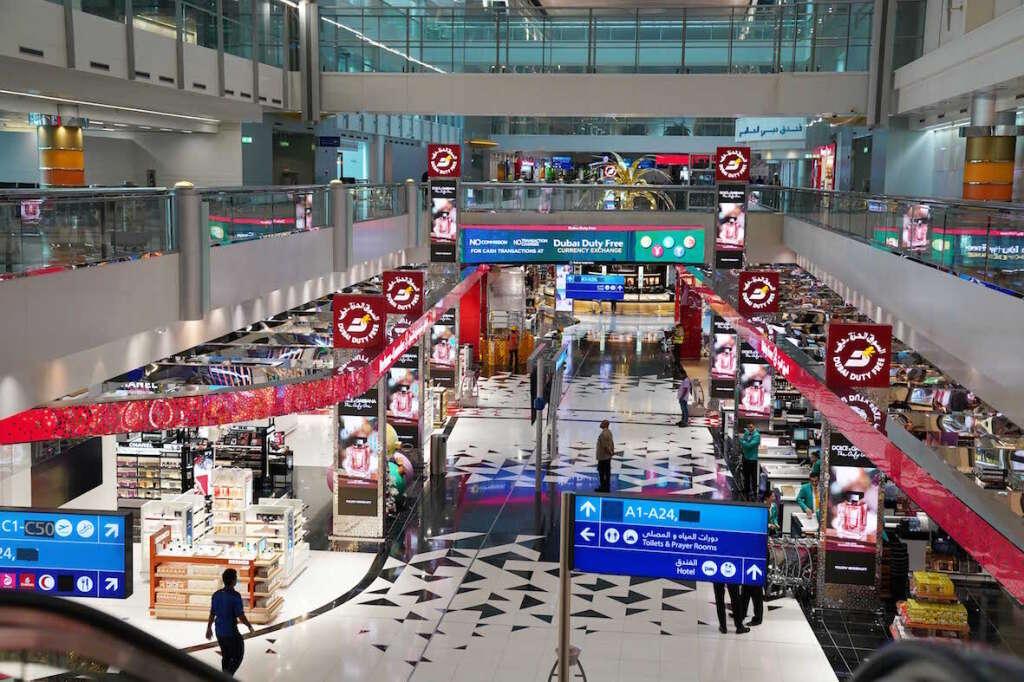 Dubai Duty Free Annual Sales Reach Dh7 3 Billion In 2018 Khaleej Times