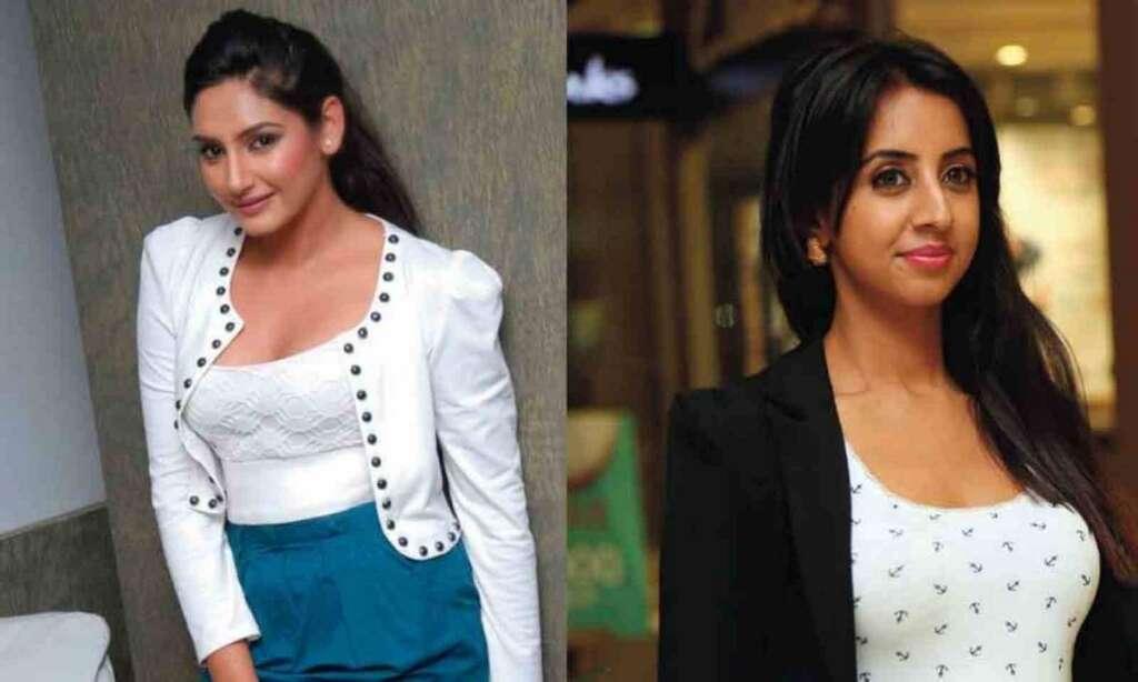 Sandalwood, drug, drugs, case, scandal, Ragini Dwivedi, Sanjjanaa Galrani, judicial custody, remand, extended, actress, Kannada