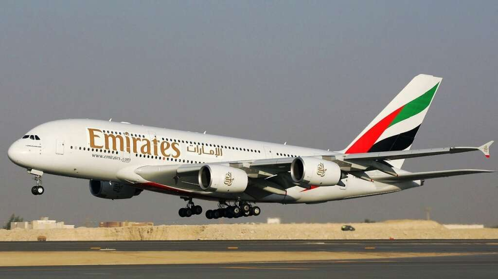 Emirates flight diverted after passenger dies