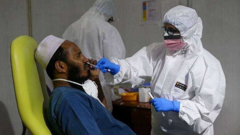 Free, Covid-19 tests, Sharjah, Al Nahda, residents