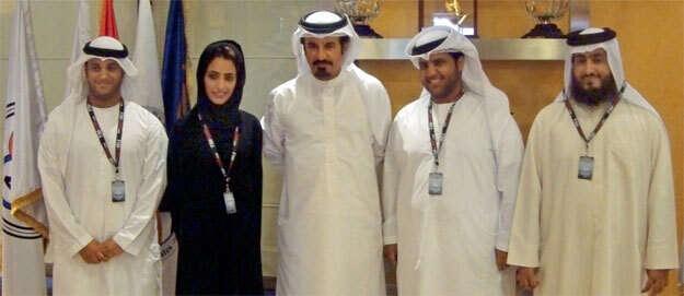 4 Emirati volunteers qualify as motor sport officials