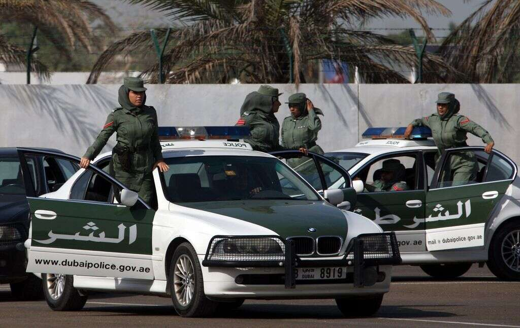 35,000 illegal residents rounded up in Dubai in 2016