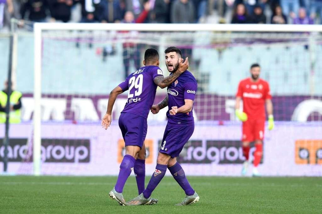 Fiorentina set to face Inter in Cup quarters