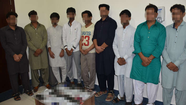 phone, fraud, gang, arrested, joint, uae, police operations, 29-member