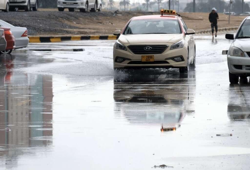 Heavy rains, UAE rain