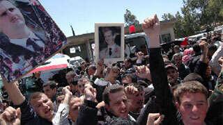 Opposition eyes Syria polls as regime resists revolt