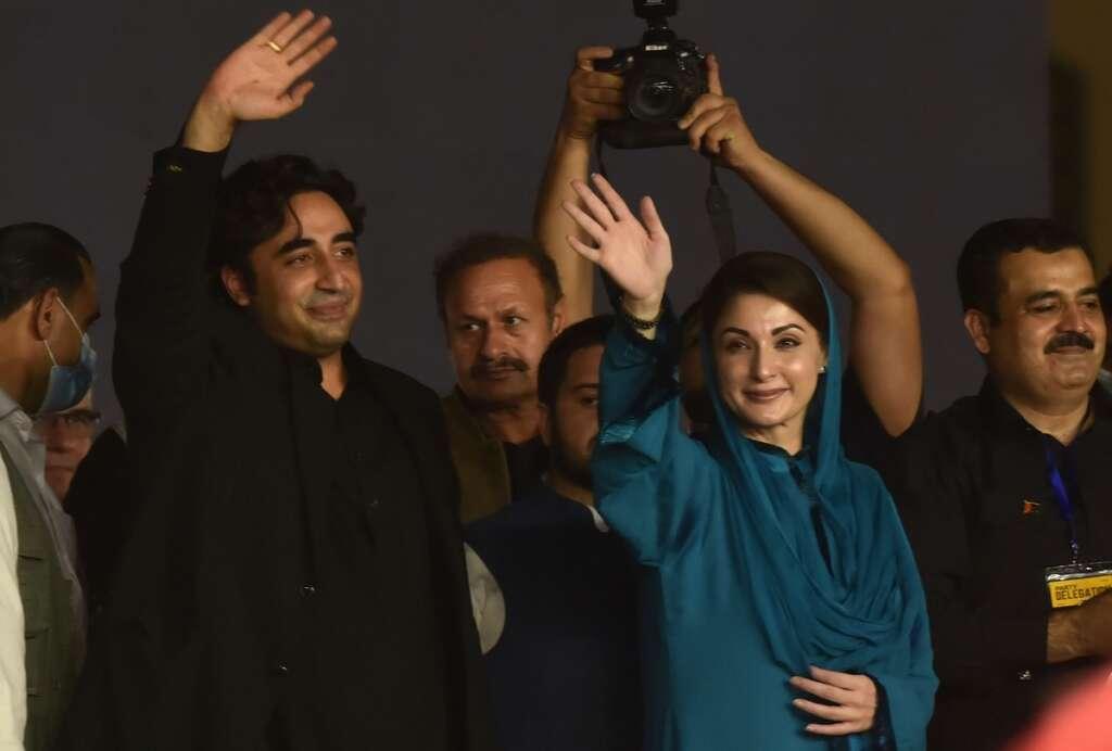 Pakistan, Nawaz Sharif, rally