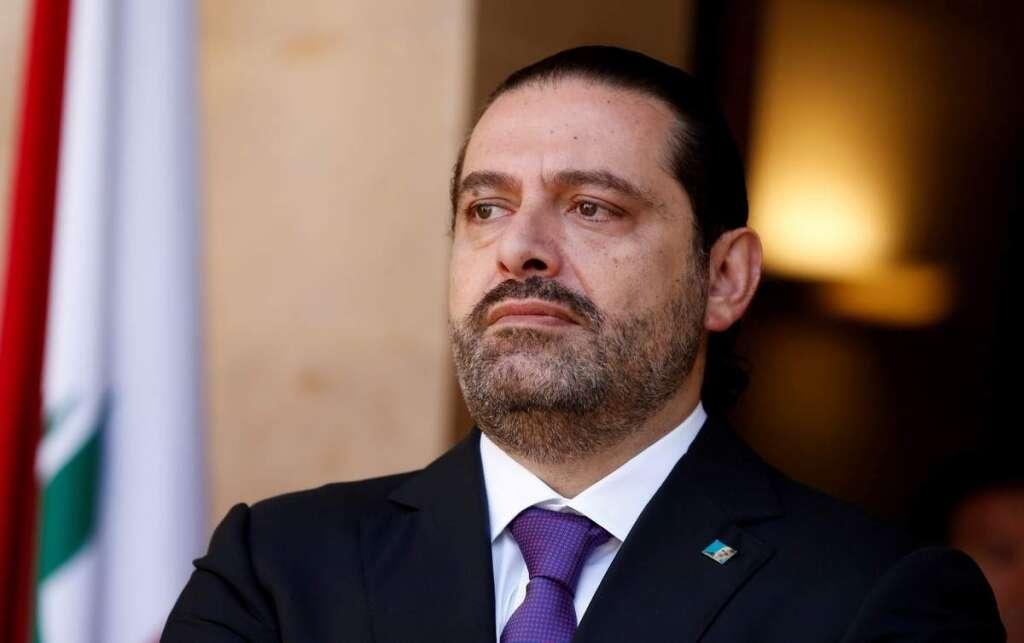 Saad Hariri, Lebanon protests, Lebanon PM
