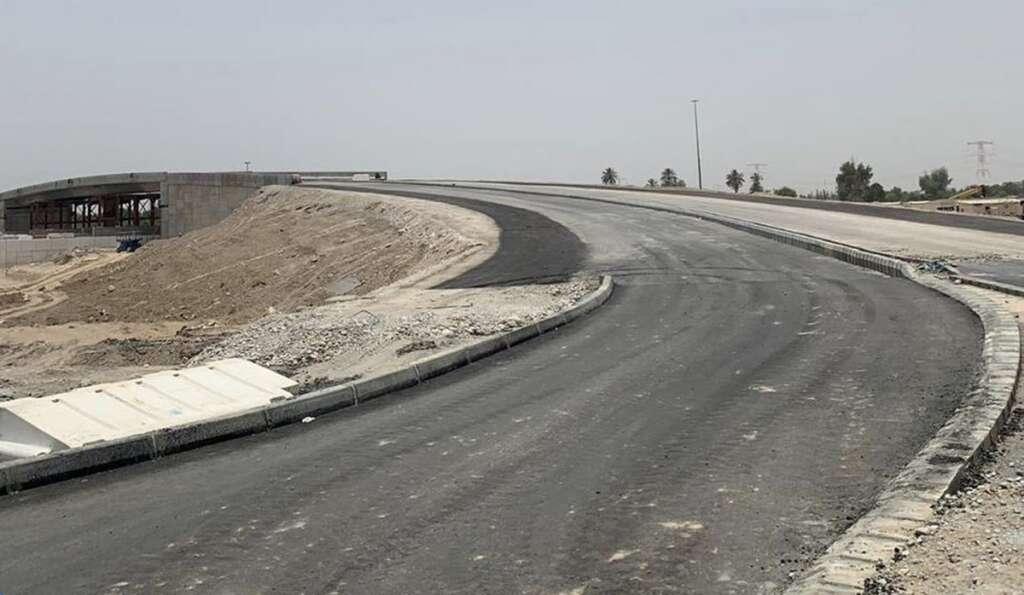 Ras Al Khaimah, UAE, Roads