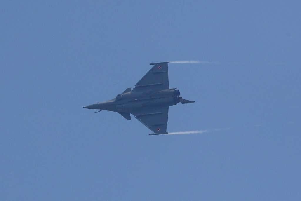 Rafale jets, IAF