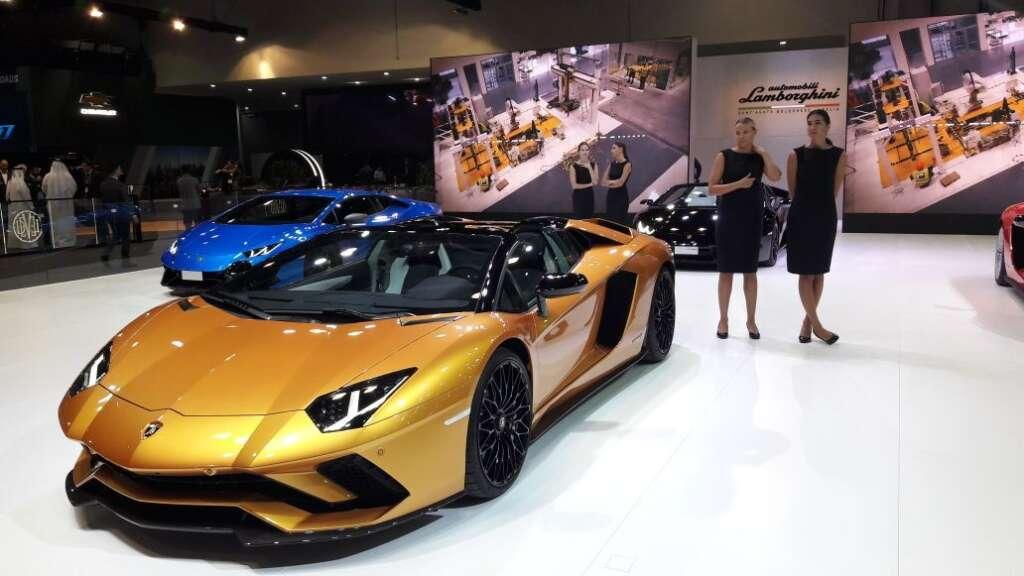 Dubai International Motor Show New Launches Include Mazda CX - Car show dubai