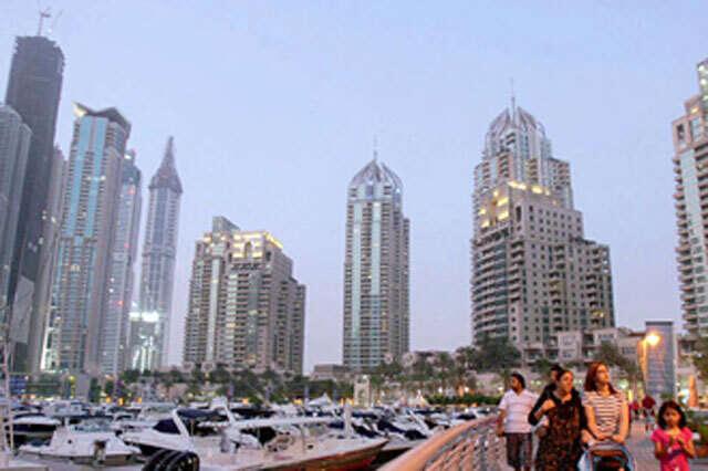 Dubai records Dh218b property deals in 2014