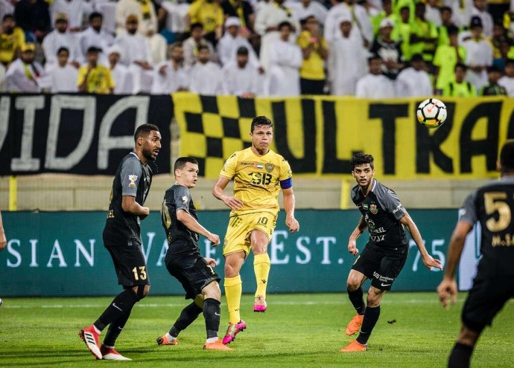 Citizenship, foreign players, big boost, UAE football, Fabio de Lima,