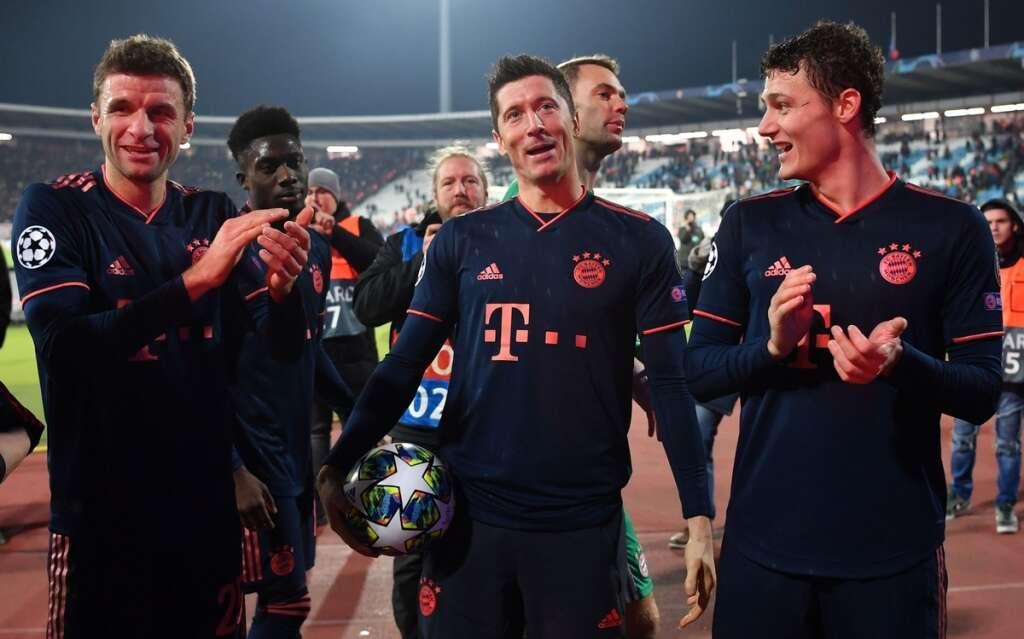 Bayern eye top spot as feel-good factor returns under Flick