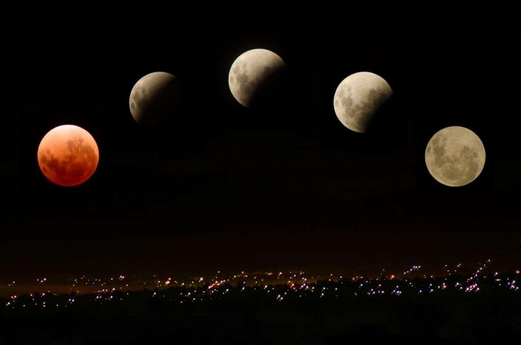 lunar eclipse, Dubai Astronomy Group