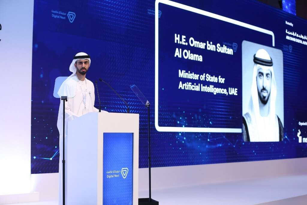 Abu Dhabi, countries, new world disorder, artificial intelligence, changing world, Minister,