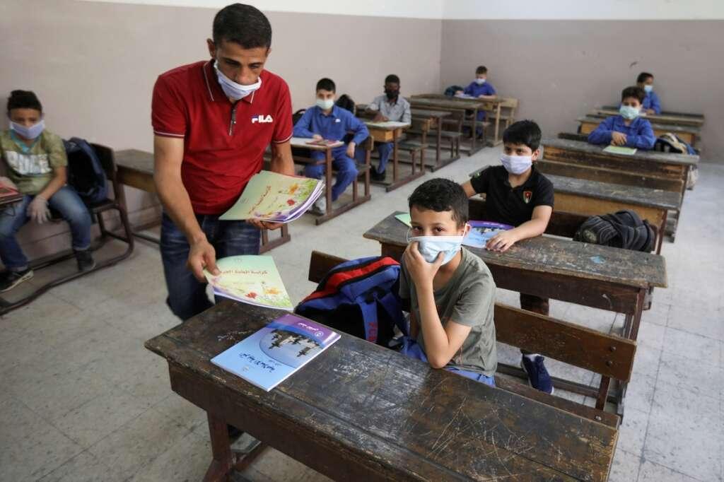 Jordan, closes. schools, coronavirus, covid-19